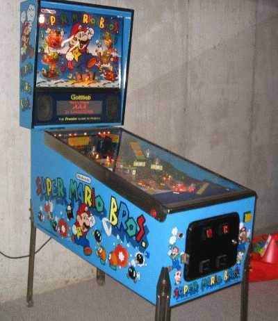 Pac Man Machine >> flipper - Il dizionario dei Videogiochi