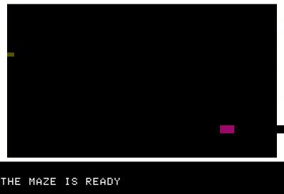 Dragon Maze - Schermata di gioco