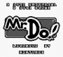 archivio_dvg_07:mr_do_-_gameboy_-_titolo.png